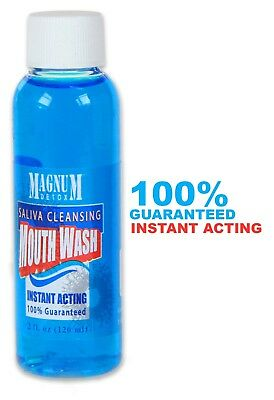 Magnum Instant Mouth Wash Saliva Cleansing Instant Action
