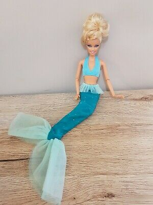 New Barbie clothes outfit princess dress gown mermaid tail costume