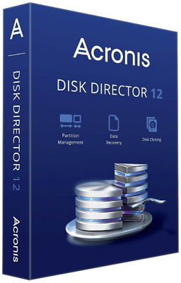 Acronis Disk Director 12 | Lifetime License Key & Update | Fast Email Delivery