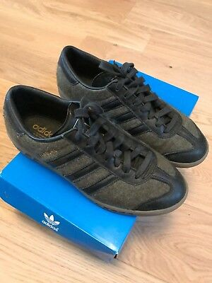 new product f8de3 eb7d3 Baskets Adidas Hamburg Taille 40 2 3 41 Stan Smith Continental Superstar