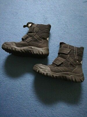 purchase cheap 10b15 34059 SUPERFIT JUNGEN WINTER Stiefel Gr.38 Klett Goretex - EUR 30 ...