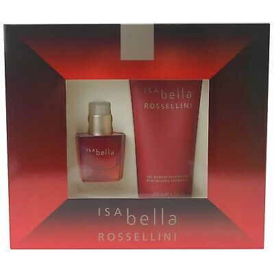 Isabella Rossellini Isa Bella 30 ml EDP Eau de Parfum Spray + Duschgel 200 ml