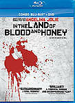 IN THE LAND OF BLOOD AND HONEY BLU RAY + DVD Movie-Brand New (VG-580089 / VG-208