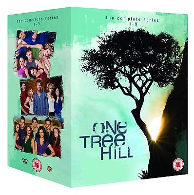 One Tree Hill - Complete Series 1-9 BRAND NEW AND SEALED UK REGION 2 DVD Box Set