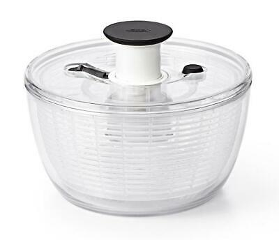 OXO SoftWorks Little Salad & Herb Spinner good grips 1045409 one handed 3.03 QT