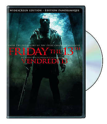 Friday the 13th (DVD, 2009, Canadian)