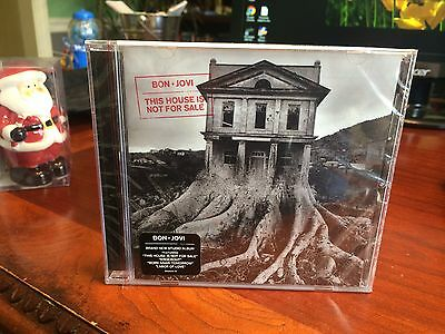 This House Is Not for Sale [Deluxe Edition] by Bon Jovi (CD, Nov-2016, Island (L