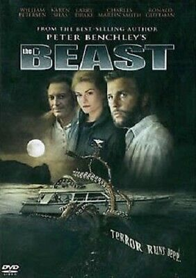 Peter Benchley's : The Beast (DVD, 2007) New William Petersen Horror