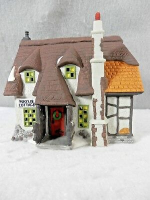 Department 56 Dickens Village Series, MAYLIE COTTAGE, 1990, 5553-0