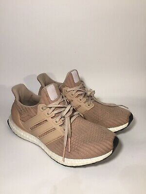 ad0a6475f140b PREOWNED ADIDAS ULTRABOOST Womens Ultra Boost BB6309 Ash Pearl Running Shoes  9.5