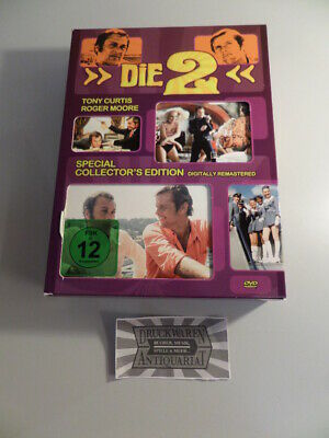 """""""Die 2"""" (Special Collector's Edition) [9 DVDs]. Curtis, Tony und Roger Moore:"""