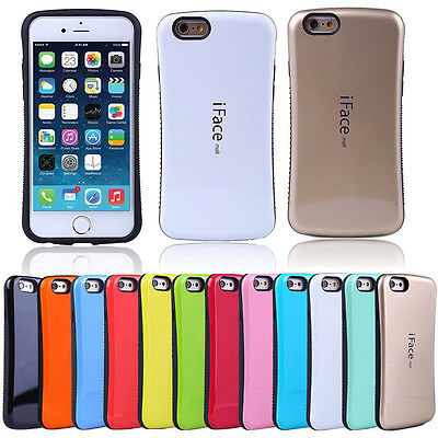 iFace Gel Shock-Absorbing Shockproof Bumper Cover Case iPhone X XS XR XS Max