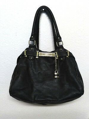 d902616d1b03 STEVE MADDEN BLACK Hobo Bag Purse Hand Bag Shoulder Studded New ...