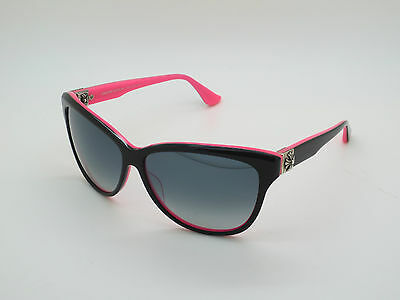a3329e1dbd New Authentic CHROME HEARTS SKELLY GIRL BK-PRP Black Pink 61mm Sunglasses