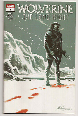 Wolverine The Long Night #1 (2019) NM/MT 1st podcast comic book