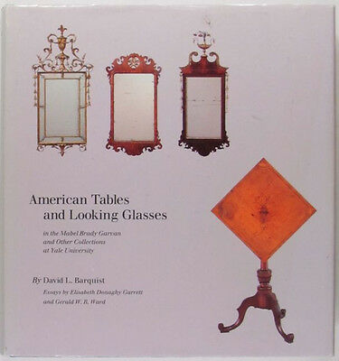 American Antique Tables & Mirrors - Mabel Brady Garvan Collection, Yale