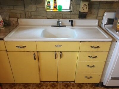 VINTAGE YOUNGSTOWN BY Mullins Kitchen Sink - $250.00 ...