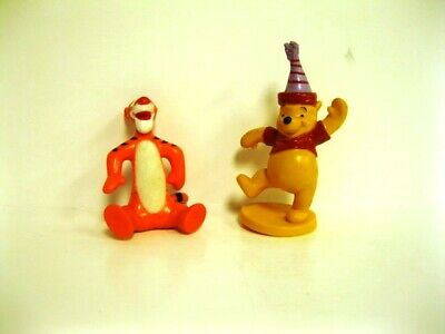 Disneys Winnie The Pooh Birthday Cake Toppers Toys And Tigger