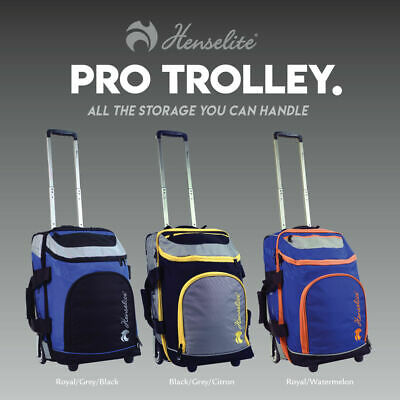 Henselite PRO Trolley Bags  NEW Great Storage Space