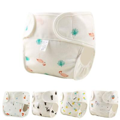 Newborn Adjustable Washable Reusable Cloth Baby Diaper Pocket Nappy Cover Wrap