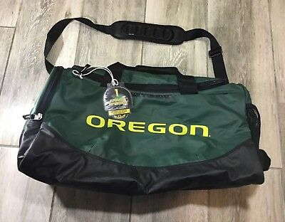 46c375567189 Arrion Springs Oregon Ducks Issued Duffle Bag Player Exclusive Football Used