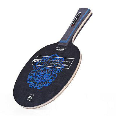 Sports & Entertainment Latest Collection Of Original Palio Energy05 Table Tennis Racket Blade 100% Guarantee Racquet Sports