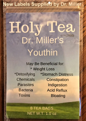 Dr Millers YouTHIN™ Tea - One Month Supply (8 bags)  HUGE SALE!  FREE S/H - WOW!