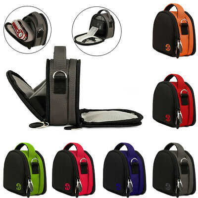 VanGoddy Small Compact Camera Case Shoulder Bag For Canon Powershot IXUS / ELPH