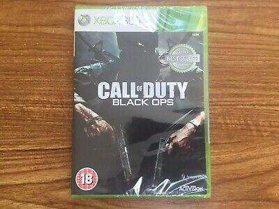 Call Of Duty: Black Ops (Xbox 360) Brand New & Sealed