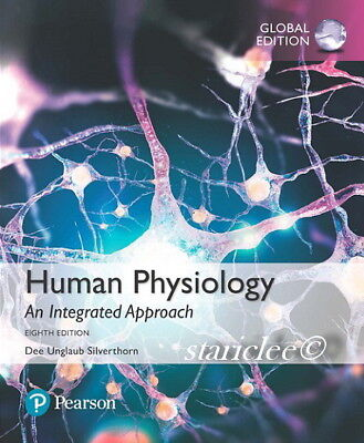3 Days to AUS Human Physiology An Integrated Approach 8E Silverthorn 8th Edition