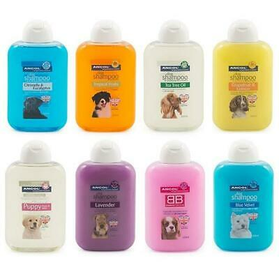 Ancol Luxury Dog Puppy Shampoo Conditioner Detangler 500ml