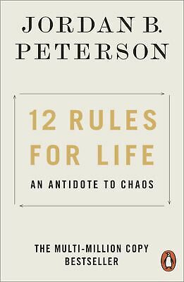 PRE-ORDER: 12 Rules for Life: An Antidote to Chaos by Jordan B. Peterson