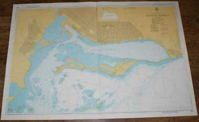 Nautical Chart No. 454 West Indies, Jamaica - South Coast, Kingston Harbour