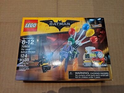Lego The Batman Movie 70900 The Joker Balloon Escape Sealed