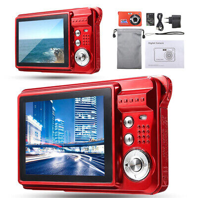 "2.7""  HD 18MP  8x Zoom TFT 720P LCD Digital Camera Video Camcorder DV Anti-Shake"