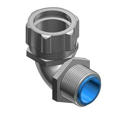 Thomas and Betts Shureseal T&B 9353 3/4 Inch 90 Degree Liquidtight Connector