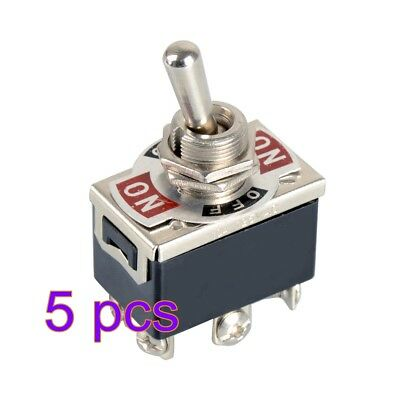 1/5pcs 6 DPDT Toggle Pin on/off/on motor Switches reverse DC Polarity Motor Tool