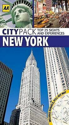 CityPack New York (AA CityPack Guides) by AA Pub... | Book | condition very good