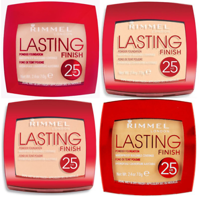 Rimmel London Lasting Finish 25Hr Powder Foundation