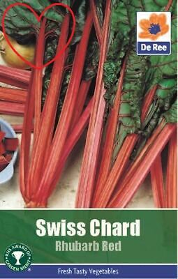 Vegetable Swiss Chard Rhubarb Red Seeds