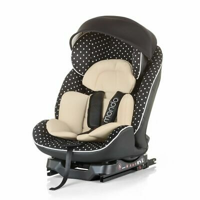 Chipolino Kindersitz Mondo mit Isofix Gruppe 0+/1/2 (0 - 25 kg) Top Tether, Dach