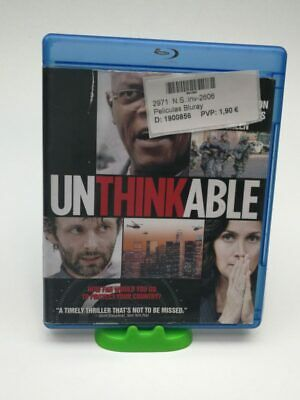 Bluray -Unthinkable (L2971)