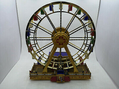World's Fair Ferris Wheel Gold Label Collection | Noria Musical | Funciona