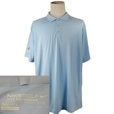 d3f3f8d52b61 NIKE GOLF ( WALT DISNEY WORLD ) Men s DRI-FIT Polo Shirt sz 2XL XXL ...