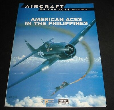 AMERICAN ACES IN THE PHILIPPINES  WORLD WAR 11 AEROPLANES Curtiss SBC2C