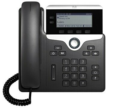 CISCO CP-7821-K9= UP Phone 7821 IP VOIP Phone 7821