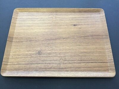 KINTO Place Mat 270×200mm Teak 22949 Tray from JAPAN