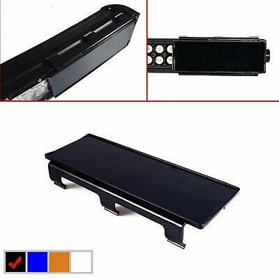 "6x 8/"" Inch Snap on Black Cover For Led Light Bar 48"" 50"" 52"" ATV SUV TRUCK"