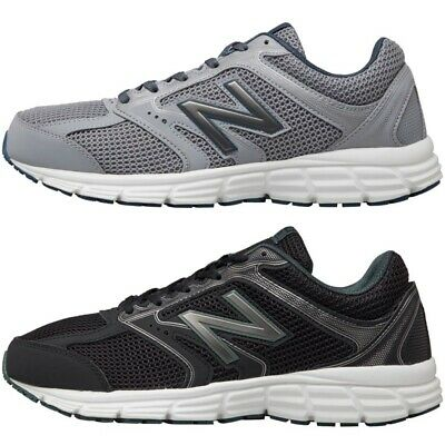 New Balance Mens M460 V2 Neutral Running Shoes Gym Walking Trainers Black  Grey 504200f0a4f