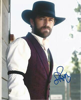 Luke Perry #6 Reprint 8X10 Photo Signed Autographed 90210 Riverdale Man Cave